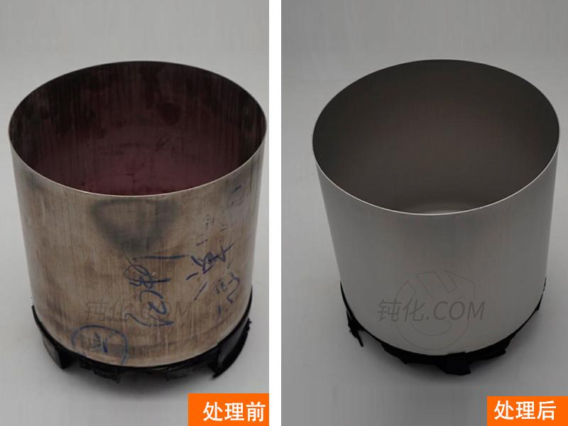 奥氏体304焊接金相_不锈钢酸洗钝化案例-不锈钢系列-「深圳钝化技术公司」